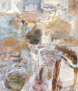 "Alvin C. Sella, ""Untitled,"" 1964, oil on canvas, Collection of the Birmingham Museum of Art; Gift of Alvin C. Sella through the Museum Art Education Council."
